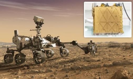 Life on Mars: NASA sending golden box to Red Planet to allow human terraformation