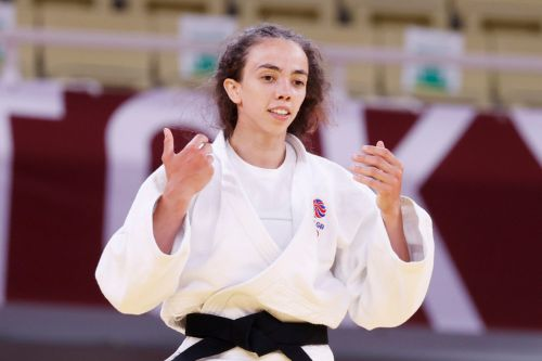Chelsie Giles secures Team GB's first Olympic 2020 medal after winning bronze in judo