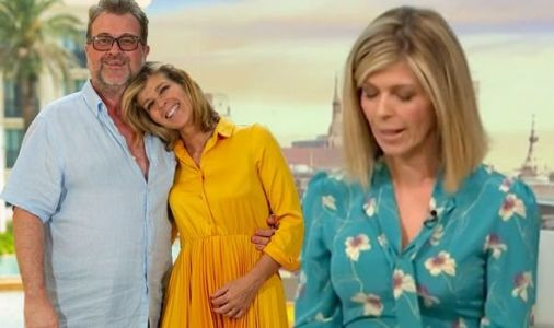 ITV GMB's Kate Garraway's heartbreak as she details 'tough week' for husband Derek