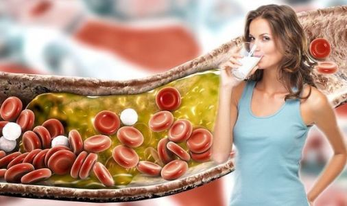 High cholesterol: Drink this type of milk to improve your cholesterol levels