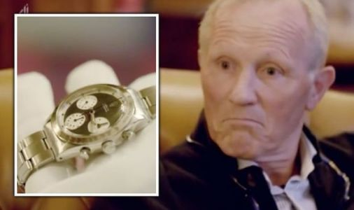Second Hand for 50 Grand guest makeshuge six-figureprofit on Rolex 'I'm not greedy!'