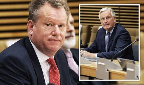 David Frost to take NEW approach to pile pressure on Barnier in bid for summer Brexit deal