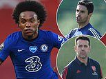 Cash-strapped Arsenal are still committing up to £20.8m to signing Willian despite redundancies