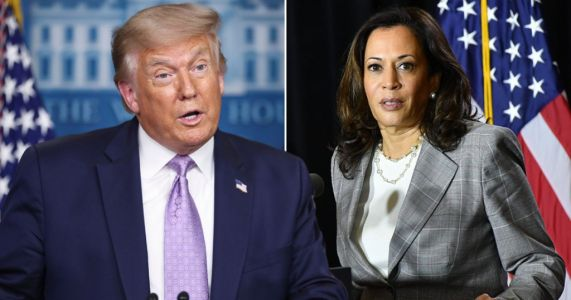 Donald Trump spreads 'birther' conspiracy theory about Kamala Harris