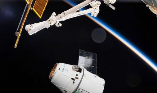 NASA live stream: Watch SpaceX Dragon dock with International Space Station robot arm