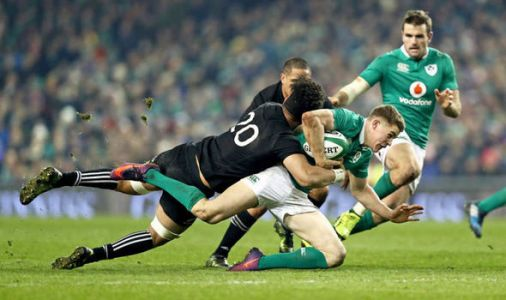 Ireland vs New Zealand kick-off time: What time does the match start today? How to watch?