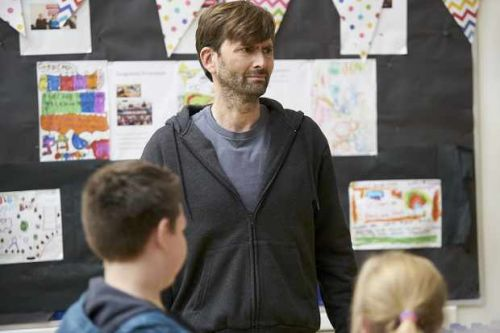 """There She Goes' David Tennant: """"A parent never feels we're getting it right"""""""