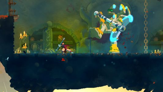 """Dead Cells gets Fatal Falls DLC early next year - $5 for a """"significant amount of new content"""""""