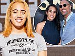 Dwayne 'The Rock' Johnson's 18-year-old daughter Simone Johnson follows father's footsteps with WWE
