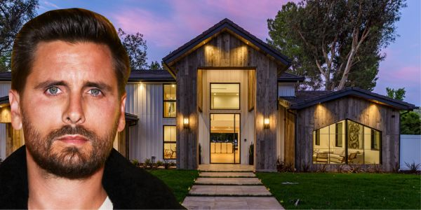 Scott Disick is still trying to flip the Hidden Hills farmhouse he renovated last year. Here's a side-by-side look at the home's transformation