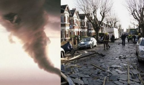 Tornadoes in the UK: Met Office now able to predict weather phenomenon