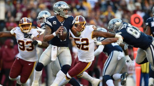 Cowboys vs Redskins live stream: how to watch today's NFL football from anywhere