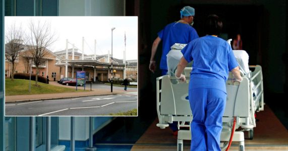 Hospital cancels operations after major outbreak sees 82 coronavirus cases