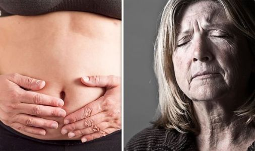 Stomach bloating warning: A bloated tummy could mean your heart is struggling