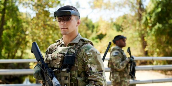 The US Army's new mixed reality heads-up display can translate languages and see through smoke - turning every soldier into Iron Man