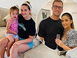 Jacqueline Jossa is gifted a sofa for her parents' new home as she sptime between two houses