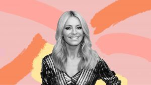 Tess Daly talks feathering your nest, blue eyeshadow and why less is more