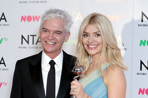 Holly Willoughby sought advice from Phillip Schofield before accepting I'm a Celebrity job