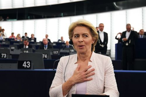 Trump's new EU foil: Another 'strong female German leader'