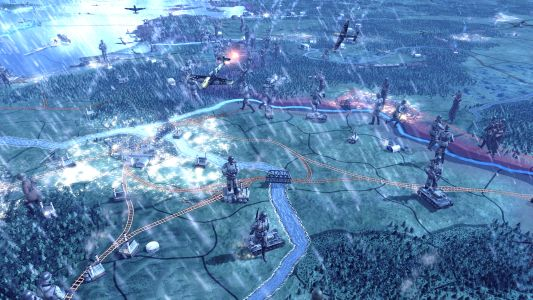 Hearts of Iron 4 DLC No Step Back releases next month