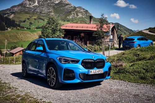 BMW electrifies the X1 and X2, giving more plug-in hybrid options