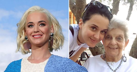 Katy Perry opens up on losing her grandmother and cat and being pregnant amid the pandemic