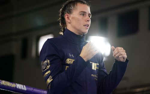 Savannah Marshall dominates Hannah Rankin to win WBO middleweight world title