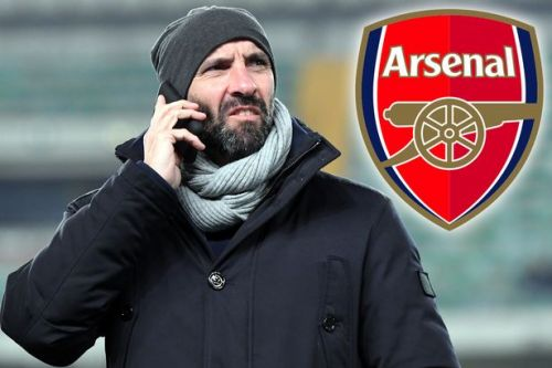 Arsenal offer Monchi technical director role - and expect him to take it