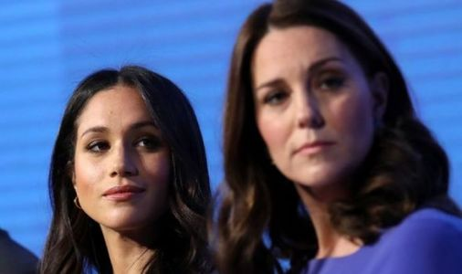 Meghan Markle left Kate in floods of tears in wedding row claim addressed by expert