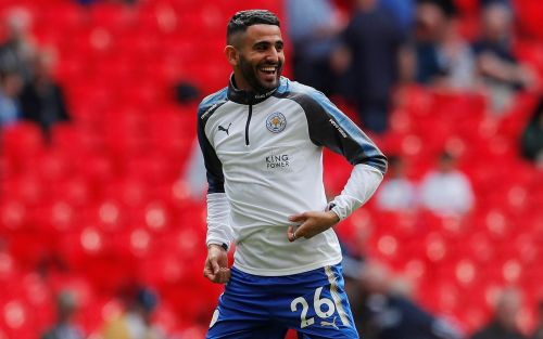 Manchester City in fresh talks with Leicester over signing Riyad Mahrez