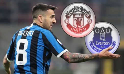 Man Utd and Everton told price tag for Matias Vecino as Inter ace submits transfer request