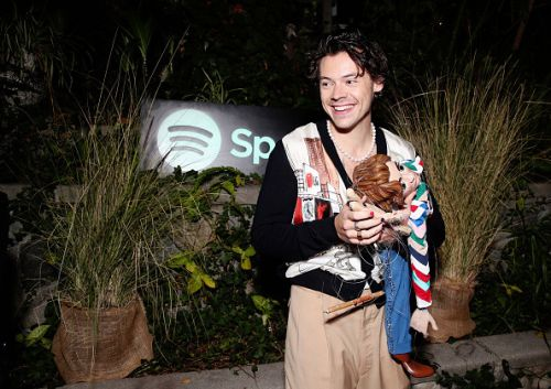 Why do people want Harry Styles to back out of the Super Bowl pre-party?