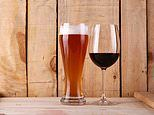 The more you drink, the older your BRAIN: Those who drink every day have more signs of shrinking