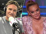 Dave Hughes revealswho wanted to replace Lindsay Lohan on The Masked Singer