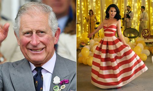 Prince Charles has surprising connection to Bling Empire star