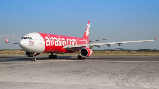 Air Asia grounds most of its fleet
