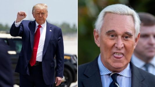 Donald Trump uses his power to ax jail sentence for convicted crony Roger Stone