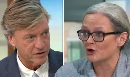 'Sorry darling' Madeley forced to apologise in Insulate Britain clash 'Okay sweetheart'