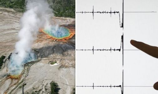 Yellowstone volcano: How 900 'intense' earthquakes left USGS nervous - 'Not good!'