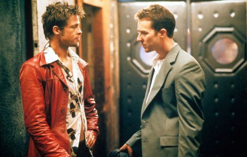You had one job: Brad Pitt says he's forgotten the first rule of 'Fight Club'