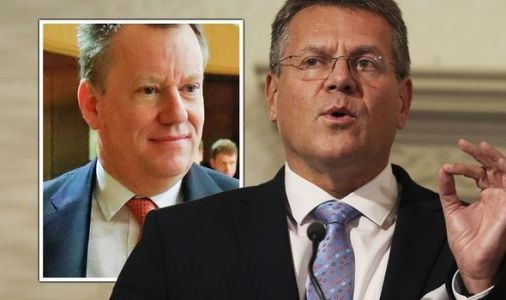 Brexit: Frost and Sefcovic hold crunch talks on phone as Article 16 deadline looms