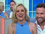 MAFS' Jessika Power and Dan Webb make first live TV appearance as a couple