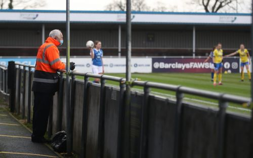 WSL: Birmingham City vs Everton called off for second time