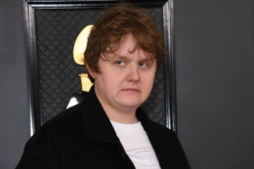 Lewis Capaldi complains he is being 'trolled' by his own mother