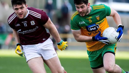Ryan McHugh: Donegal won't rest in bid to keep progressing and topple Dublin for All Ireland title