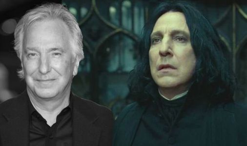 Harry Potter star Alan Rickman was 'frustrated' by his Severus Snape role