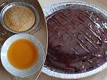 Woman shares how to make Jaffa cakes from scratch