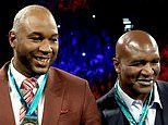 Lennox Lewis names Holyfield as his 'toughest opponent' ahead of Mike Tyson and Vitali Klitschko