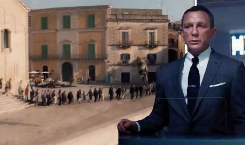 James Bond set: Where is No Time to Die set? Where did they film 007 movie?