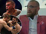 Conor McGregor blasts Khabib Nurmagomedov for avoiding rematch and vows to put on UFC 257 clinic